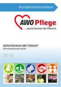 Kundeninformation Pflege 2012