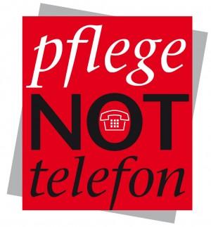 Pflegenottelefon-Logo