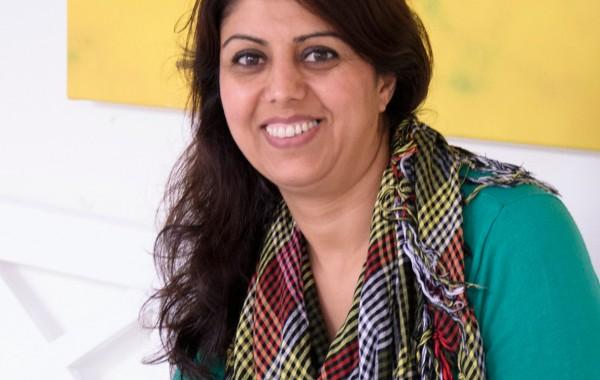 Nazanin Aram, Pflegeassistentin bei der AWO Pflege Schleswig-Holstein
