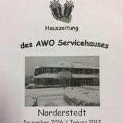 Buschtrommel Deckblatt Norderstedt