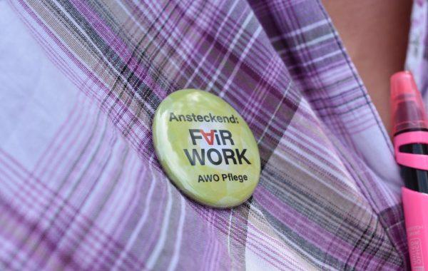 Fairwork Button
